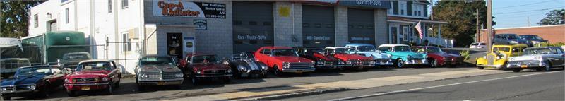 Classic Radiator and Cap-A-Radiator - Radiator Hoses