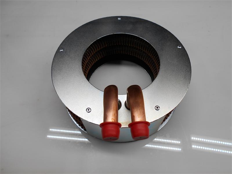 Round Rolls Royce Heater Core