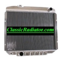 Griffin Aluminum Radiator For 1965-66 Ford Galaxie and 66