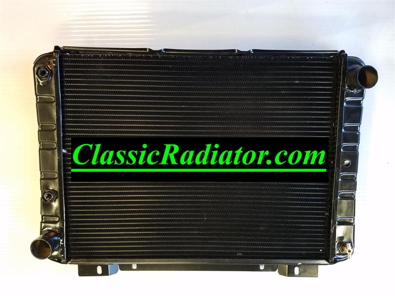 for 1964 1965 1966 Ford Thunderbird 3 rows aluminum radiator brand new