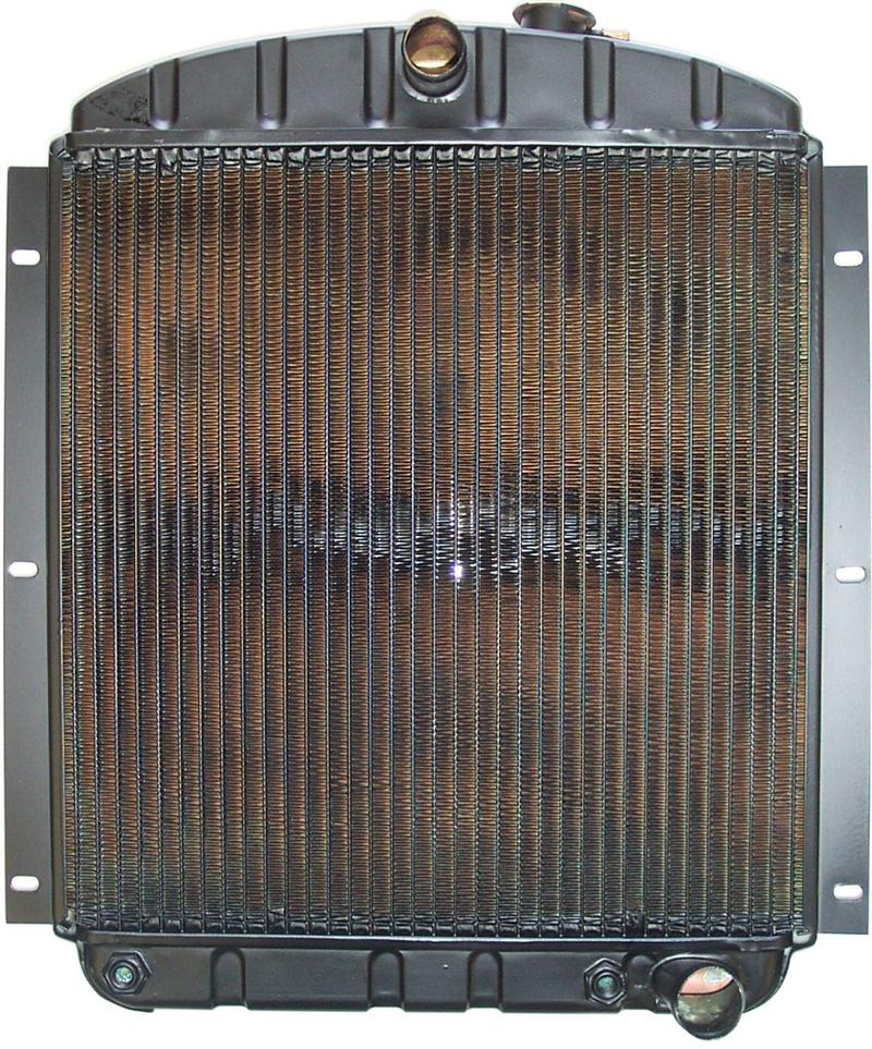 1950 Chevy Truck Radiator Chevy Truck 3 Core Copper Radiator For Years 1948, 1949 ...