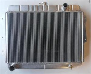 66-69 Dodge Charger Griffin Aluminum Radiator 26