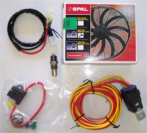 Surprising Spal 185H Electric Fan Switch And Harness Assembly Wiring 101 Breceaxxcnl