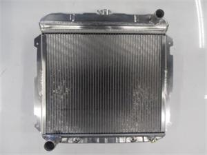OEM look Aluminum Radiator For 1966-69 Charger And Roadrunner
