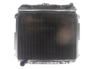 4 Row Copper Radiator For 1966-69 Charger, Roadrunner Hemi