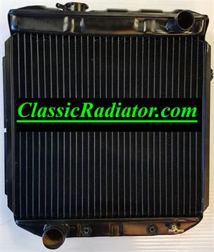 65 66 Ford Mustang Others For Later V 8 Copper 3 Row Radiator TR BL